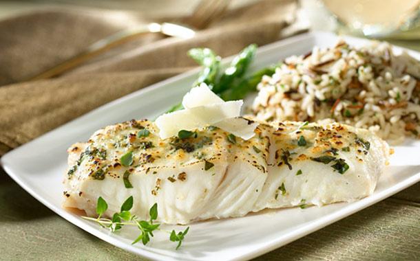 Italian Grilled Halibut Recipe