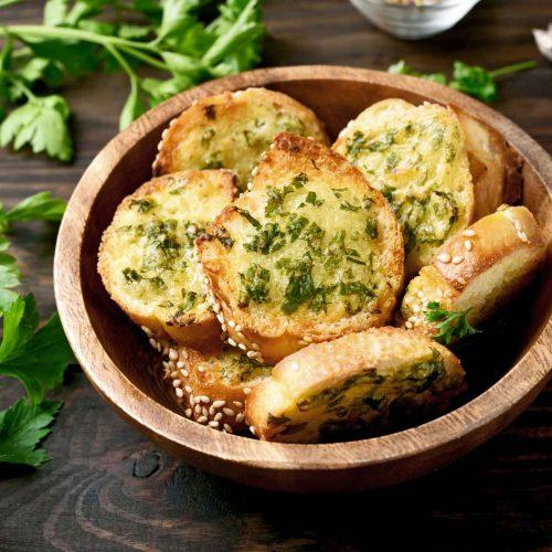 Locatelli Garlic Bread