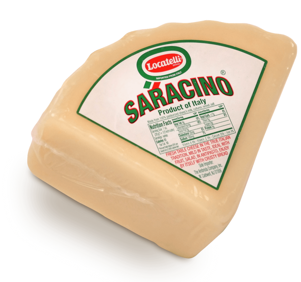 Locatelli Saracino Cheese Wedge