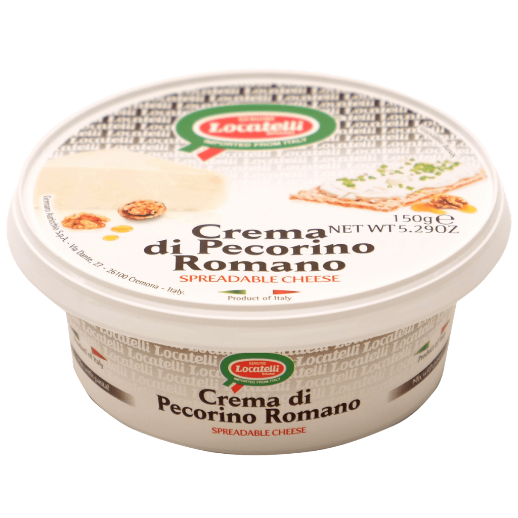 Locatelli Crema di Pecorino Cheese